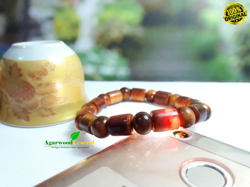 Agathis / King Wood Bracelet Type 2